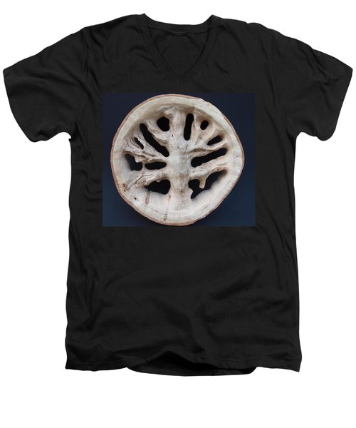 The Trunk Of Time Men's V-Neck T-Shirt