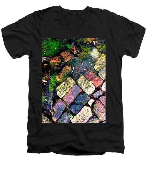 The Walk Home Men's V-Neck T-Shirt