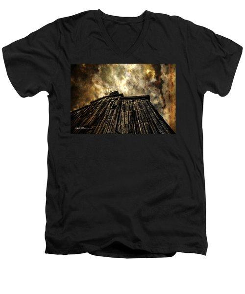 The Warehouse Men's V-Neck T-Shirt