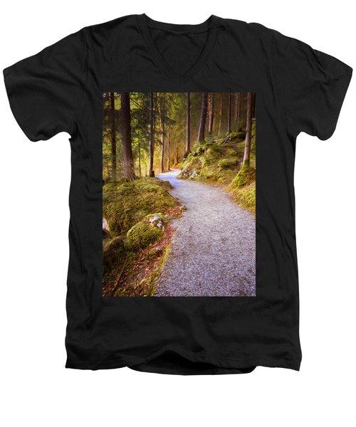 The Way Home Men's V-Neck T-Shirt