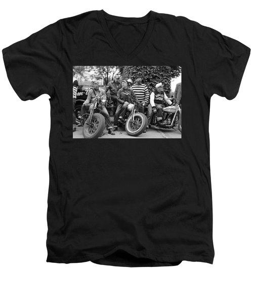 The Wild Ones Men's V-Neck T-Shirt
