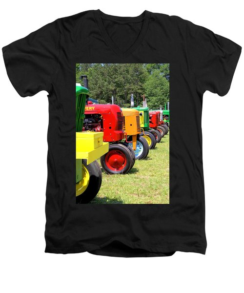 They're At The Gate Men's V-Neck T-Shirt