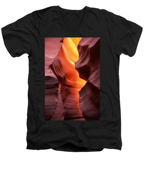 This Is The Moment Men's V-Neck T-Shirt