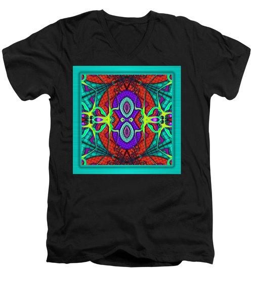 This Rough Magic 3 Men's V-Neck T-Shirt