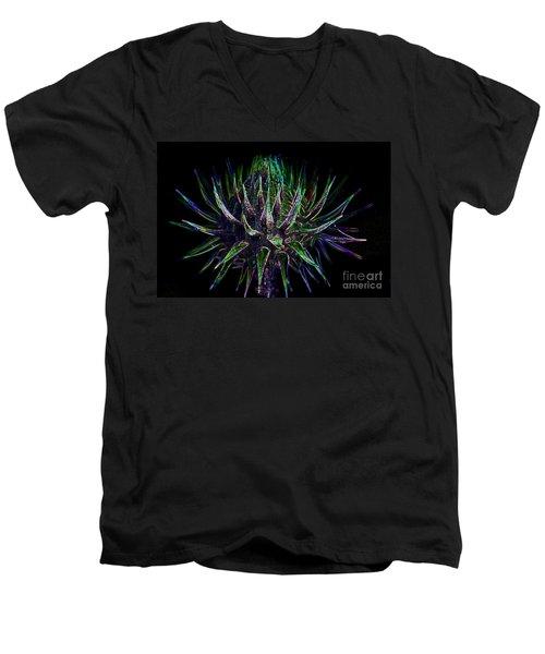 Thistlehead No.2 Men's V-Neck T-Shirt