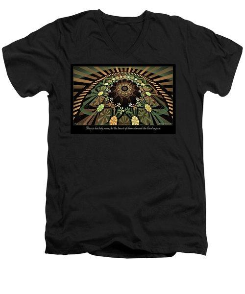 Those Who Seek Men's V-Neck T-Shirt