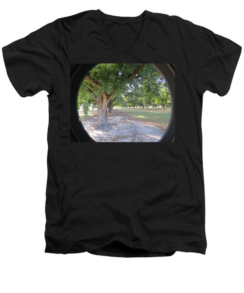 Through The Orchard Men's V-Neck T-Shirt