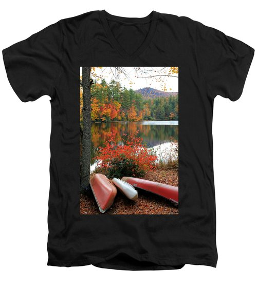 Till Next Season Men's V-Neck T-Shirt