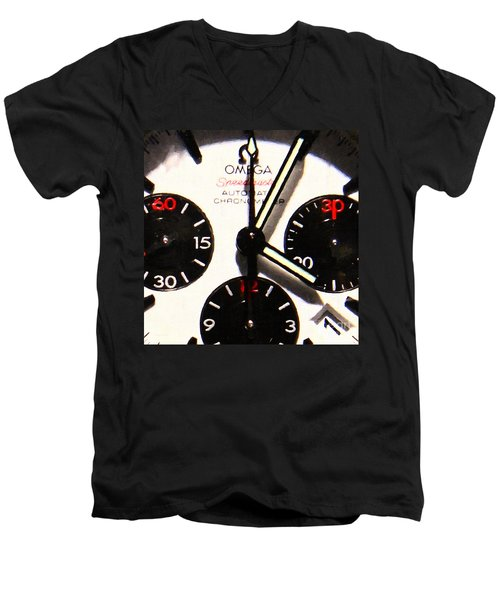Time Piece - 5d20658 Men's V-Neck T-Shirt