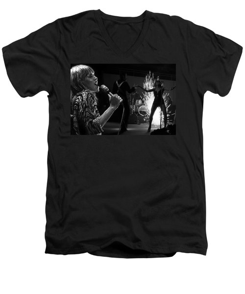 Tina Turner  Men's V-Neck T-Shirt