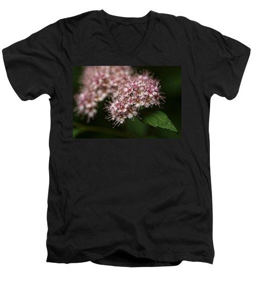 Tiny Flowers Men's V-Neck T-Shirt