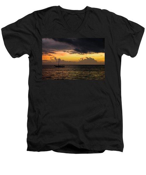 Tomorrow Will Come Men's V-Neck T-Shirt