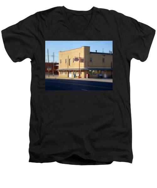 Tony's Ice Cream Men's V-Neck T-Shirt