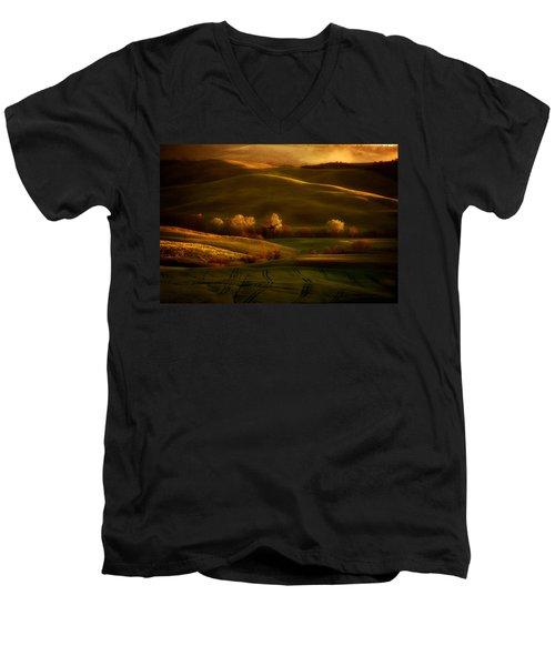 Toskany Impression Men's V-Neck T-Shirt