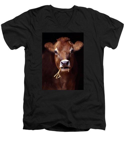Toupee Men's V-Neck T-Shirt