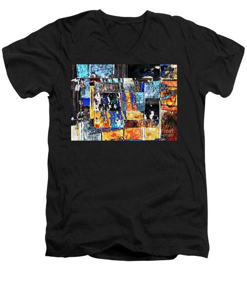 Transformation Men's V-Neck T-Shirt