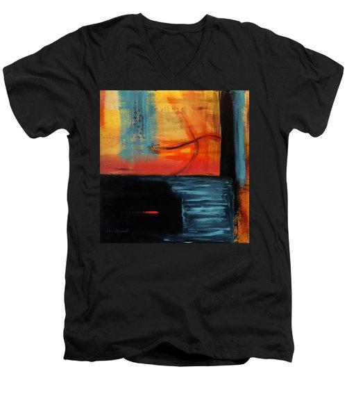 Transitions Men's V-Neck T-Shirt
