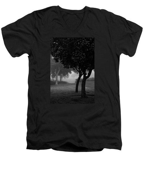 Trees In The Midst 1 Men's V-Neck T-Shirt