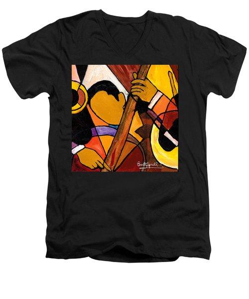 Trip Trio 2 Of 3 Men's V-Neck T-Shirt
