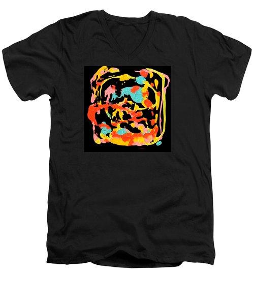Two Carnival Men's V-Neck T-Shirt