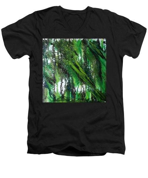 Forest Of Duars Men's V-Neck T-Shirt