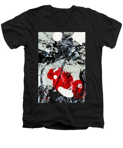 Untitled Number Two  Men's V-Neck T-Shirt