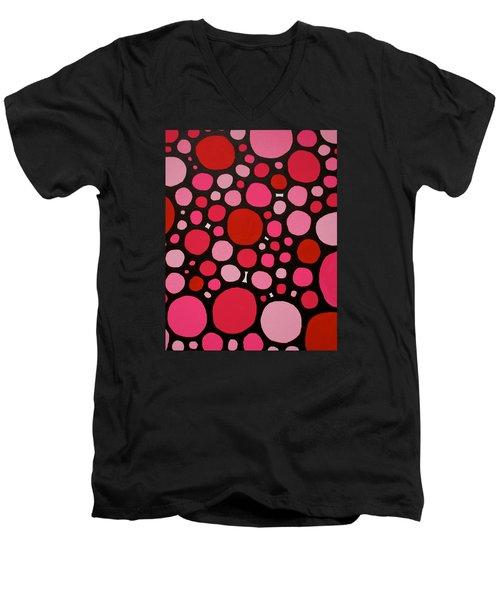 Valentines Day Men's V-Neck T-Shirt