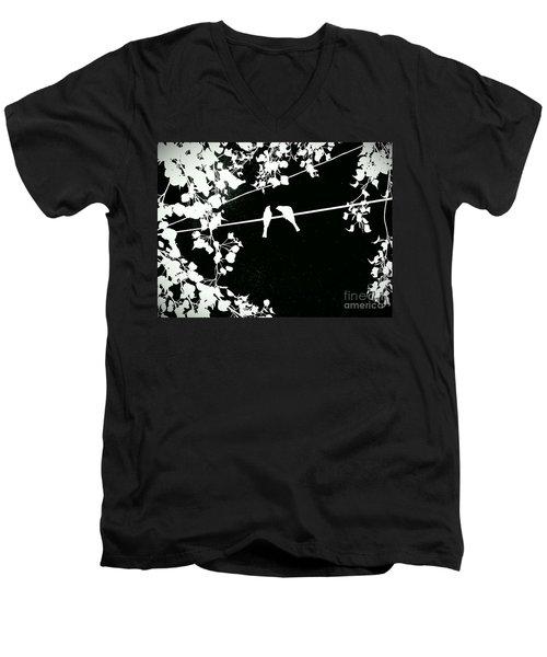 Vignette Men's V-Neck T-Shirt