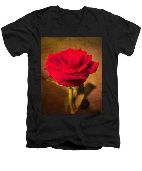 Vintage Beauty Men's V-Neck T-Shirt
