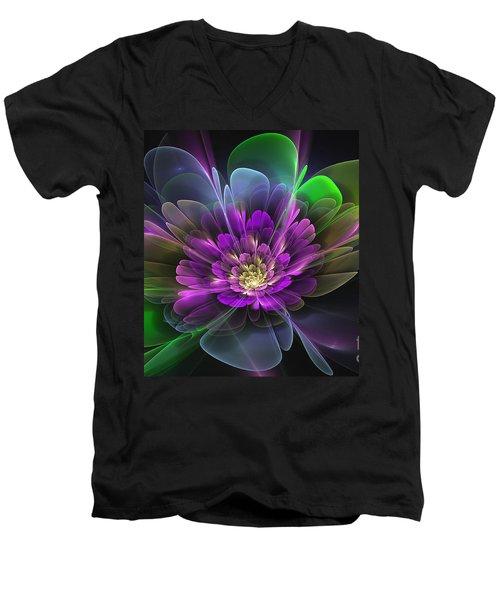 Violetta Men's V-Neck T-Shirt
