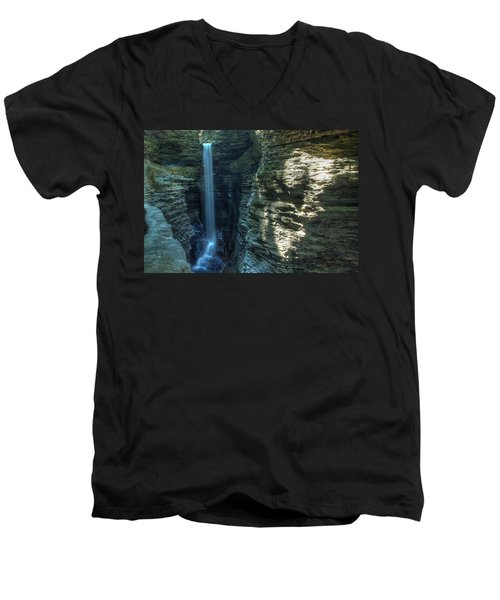 Watkins Glen Men's V-Neck T-Shirt