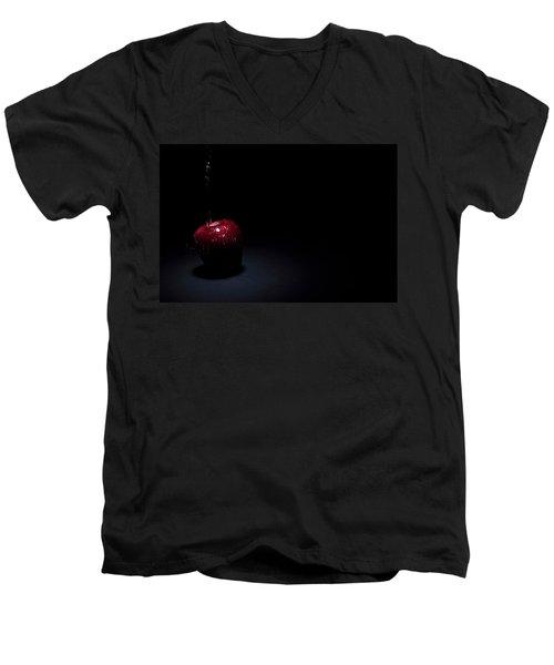 Wet Apple Men's V-Neck T-Shirt