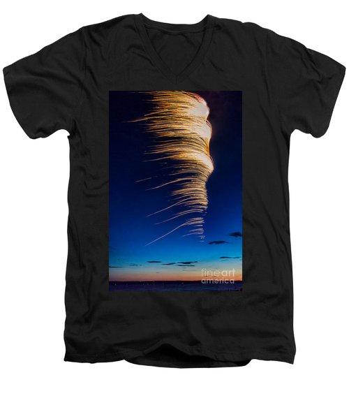 Wind As Light Men's V-Neck T-Shirt