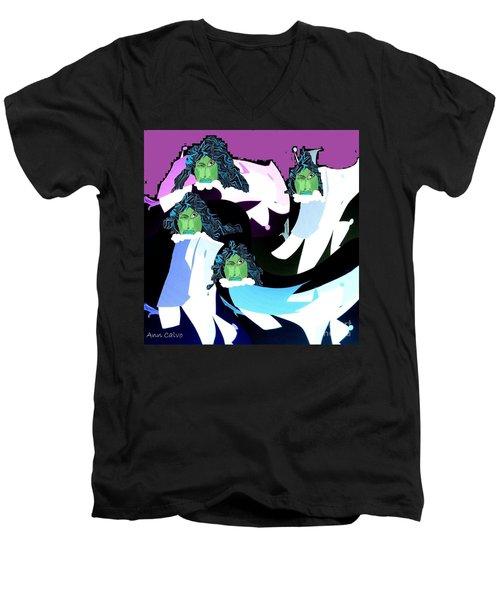 Witchy Women Men's V-Neck T-Shirt