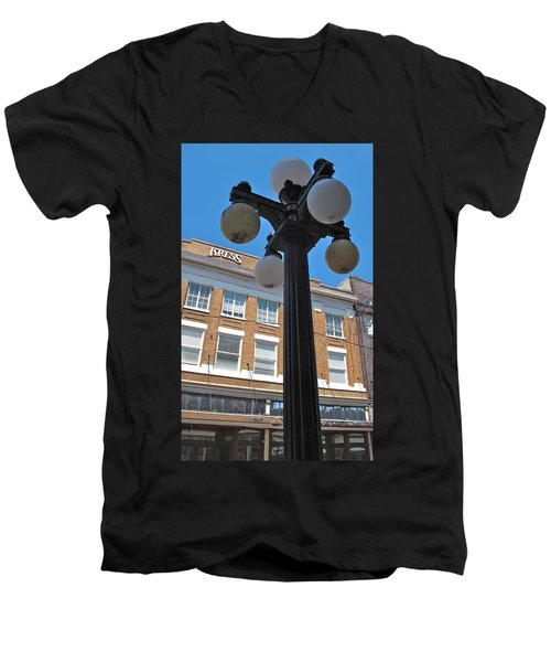 Ybor City 2010 5 Men's V-Neck T-Shirt