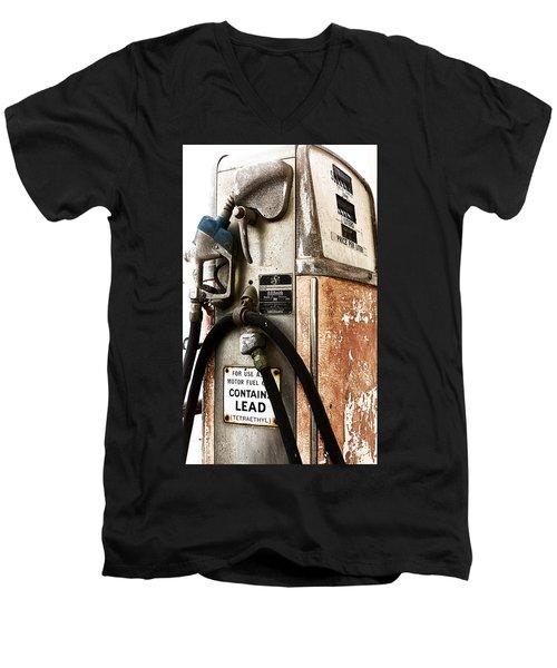 Ye Old Pump Men's V-Neck T-Shirt