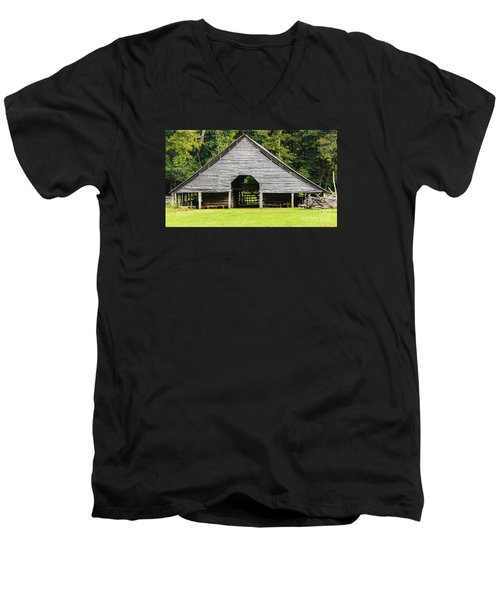 Yesterdays Barn Men's V-Neck T-Shirt