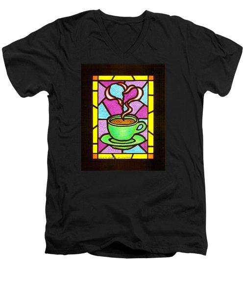 You Are Always On My Mind Men's V-Neck T-Shirt