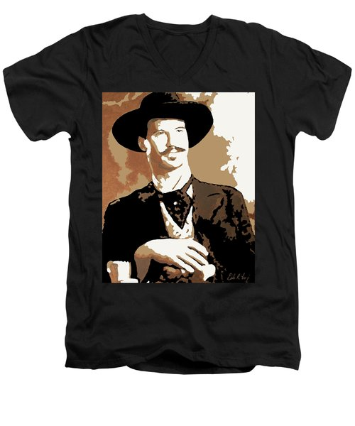 Your Huckleberry Men's V-Neck T-Shirt