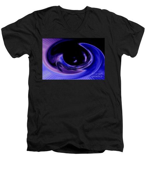 Envision Men's V-Neck T-Shirt by Sue Stefanowicz