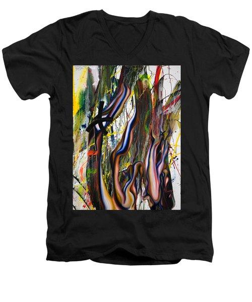 Innocent Bones Men's V-Neck T-Shirt