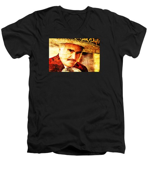 Vicente Men's V-Neck T-Shirt