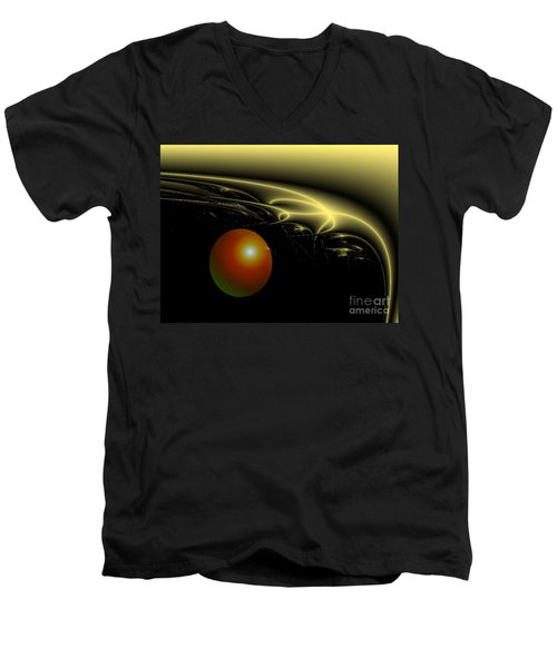 A Star Was Born, From The Serie Mystica Men's V-Neck T-Shirt