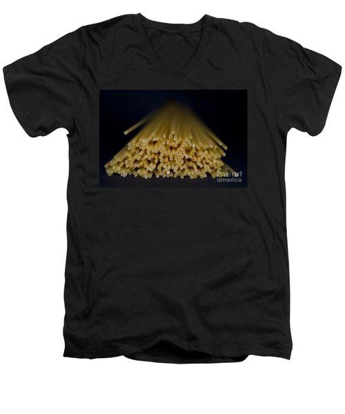 Spaghetti Men's V-Neck T-Shirt