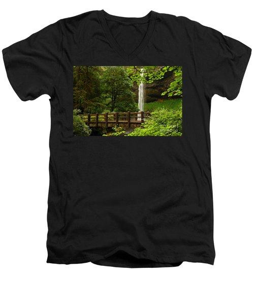 A Hidden Gem Men's V-Neck T-Shirt