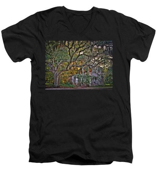Abandoned But Not Forgotten Men's V-Neck T-Shirt