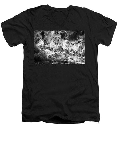 All The Little Spirits Men's V-Neck T-Shirt