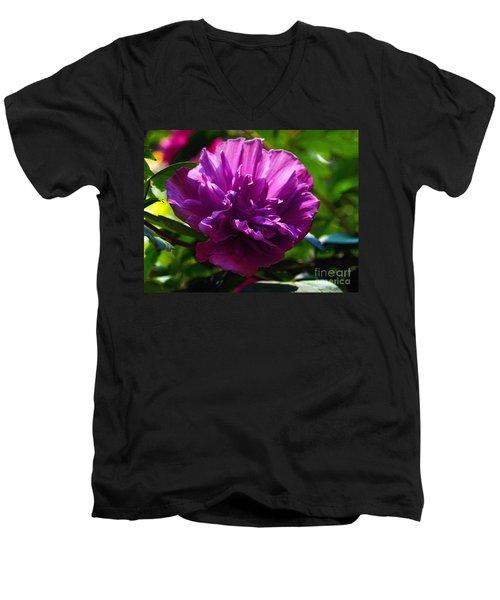 Althea II Men's V-Neck T-Shirt