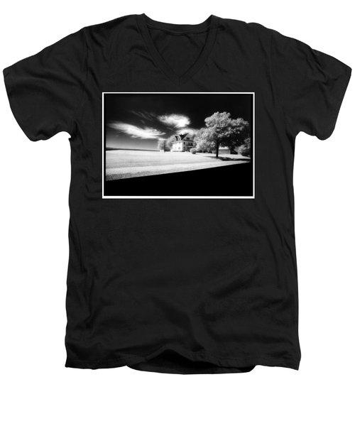 American Landscape Men's V-Neck T-Shirt
