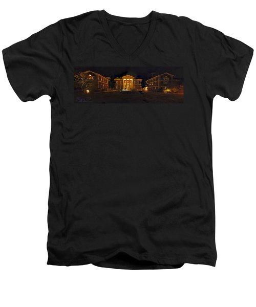 Bourne Identity Men's V-Neck T-Shirt
